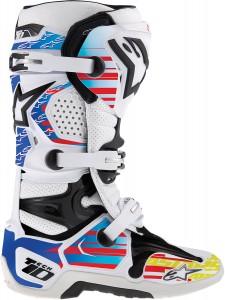 Alpinestars Boot graphics