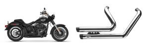 Legacy Harley Exhaust