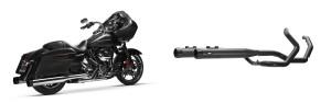 Pro Duals Harley Exhaust