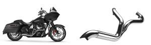 Rockstar Harley Exhaust