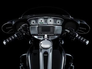 Harley Dash Trim