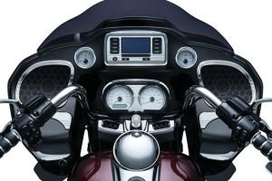 Chrome Harley Trim