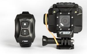 Waspcam Tact Camera and Remote