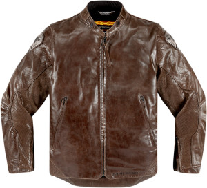 Icon 1000 Brown Jacket