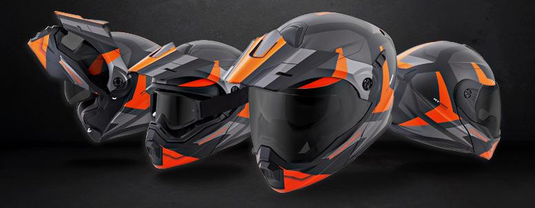 Scorpion Modular Dual Sport Helmet