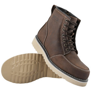 Speed and Strength Brown Boots