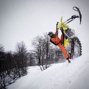 Backcountry Specialist Chris Burandt Knows the Virtues of the Mono Suit