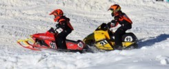 Youth Snocross Racing